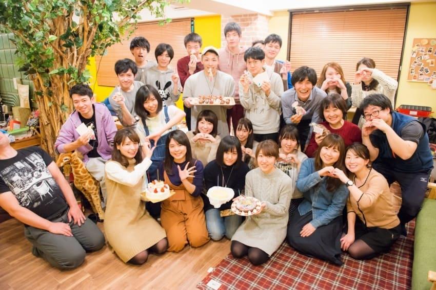 2月の誕生日会@東武練馬