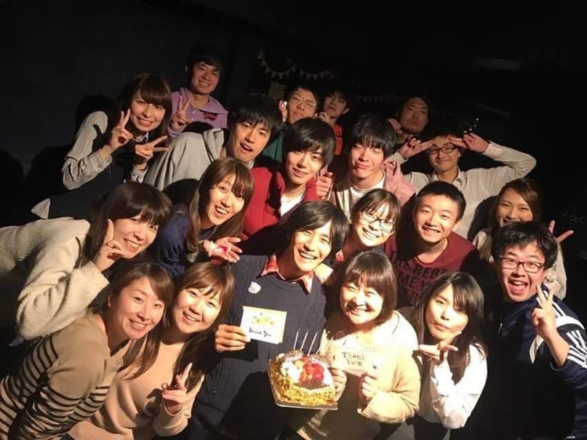 お誕生日・当日サプライズ@東武練馬