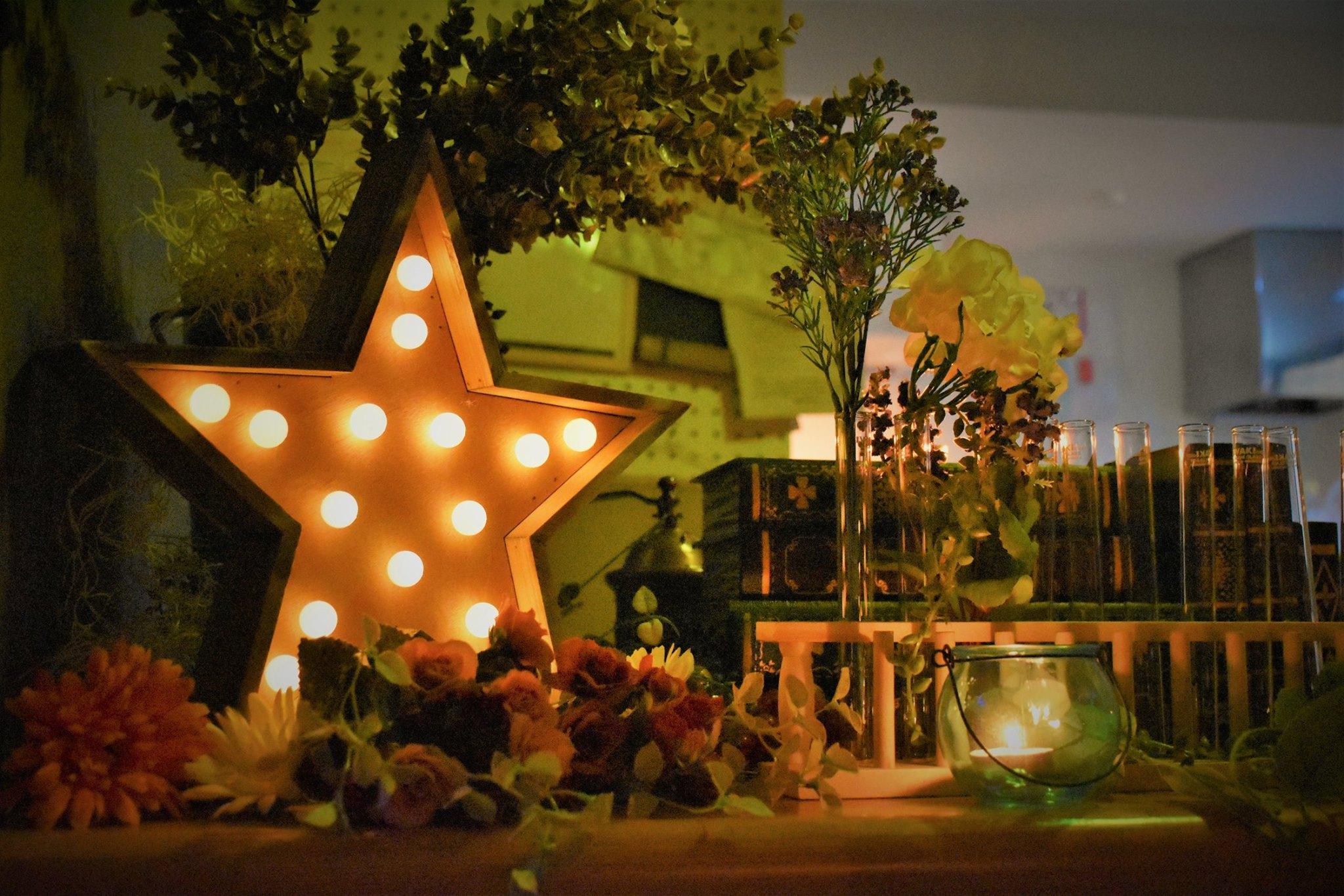 星降るtabiccoカフェへ、よーこそ!