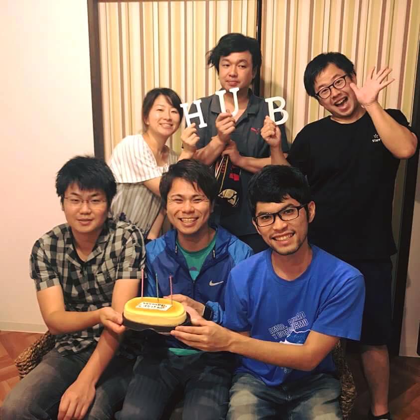 感謝★世界をつなぐGlobal HUB幕張オープン!