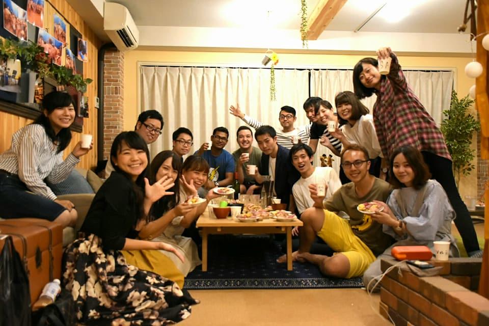 旅するキッチンvol.4 =日本= シェフを招いて寿司握り体験