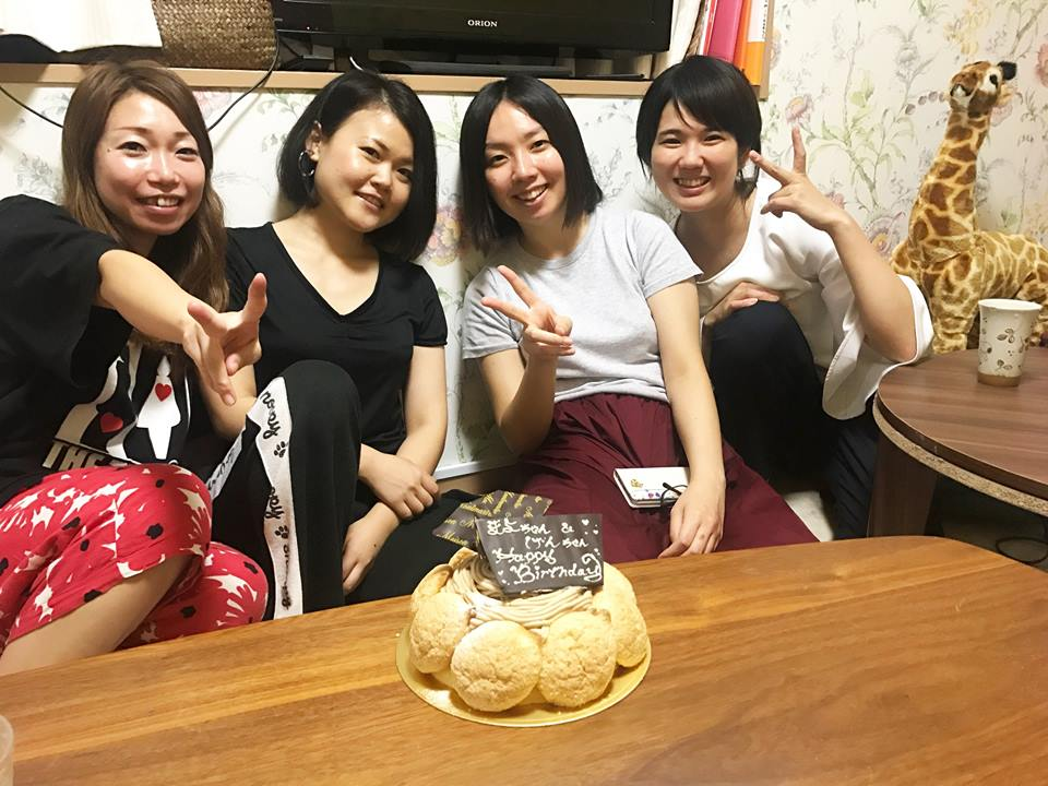 中野sumica お誕生日おめでとう♪