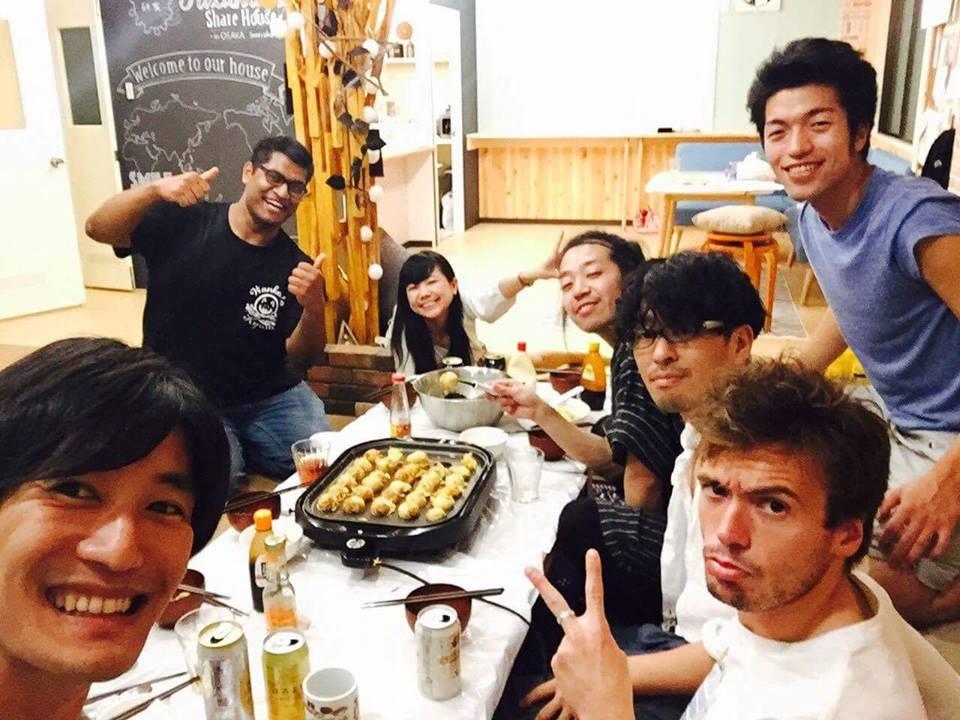 (JP) 幕張 絆家シェアハウスGlobal HUBの魅力紹介 Part2