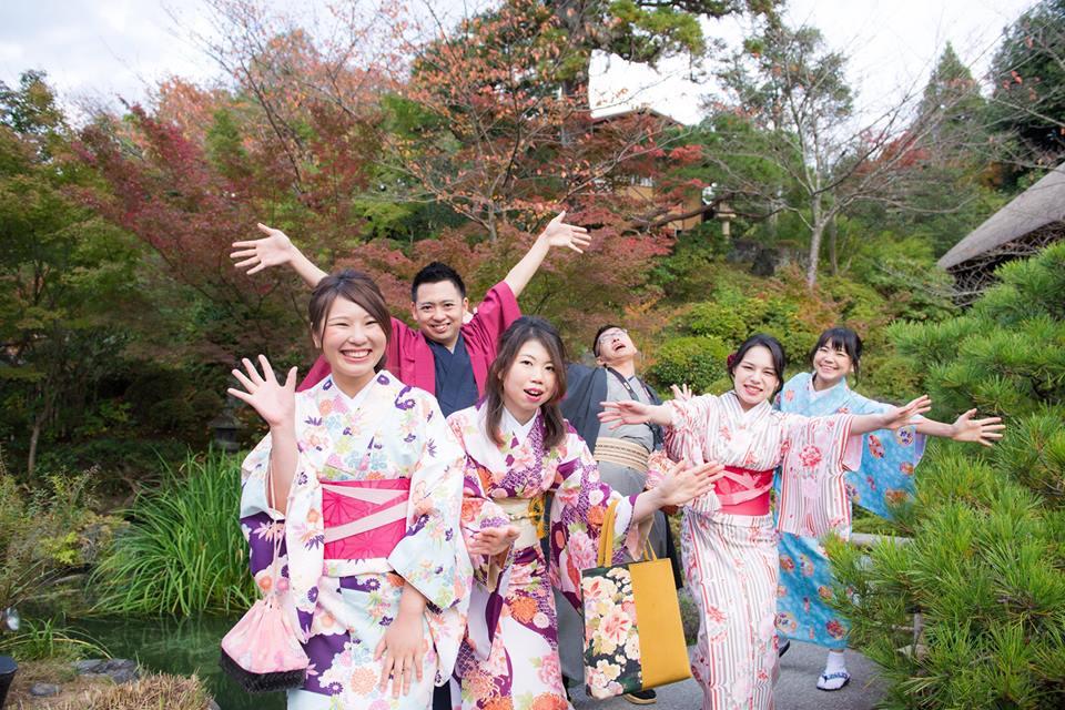 大人の修学旅行!=どこにいても、私たちは1つのファミリ=2日目、京都編!
