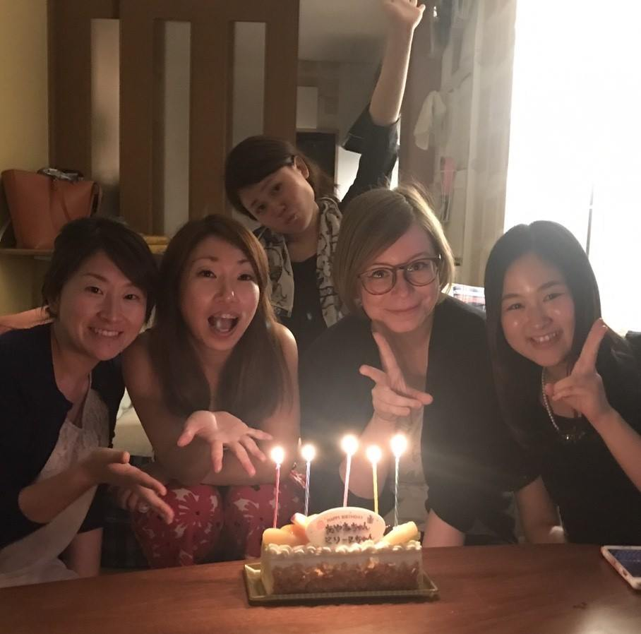 (JP) お誕生日おめでとう!