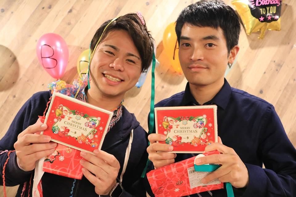 (JP) Birthday Party @Global HUB Makuhari