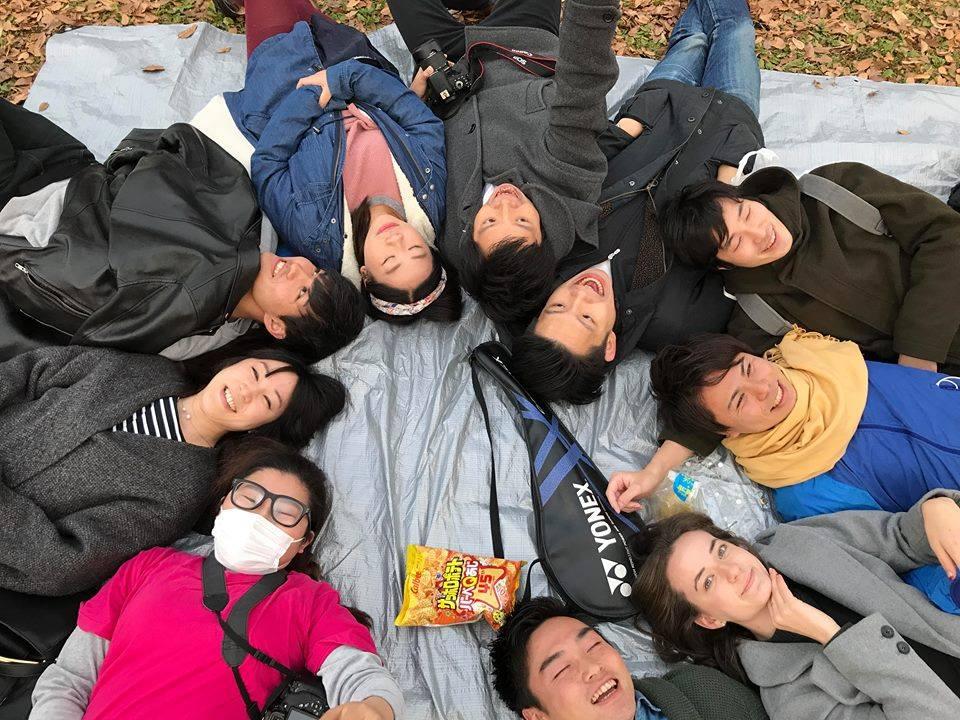 秋の紅葉ピクニック!with hugファミリー