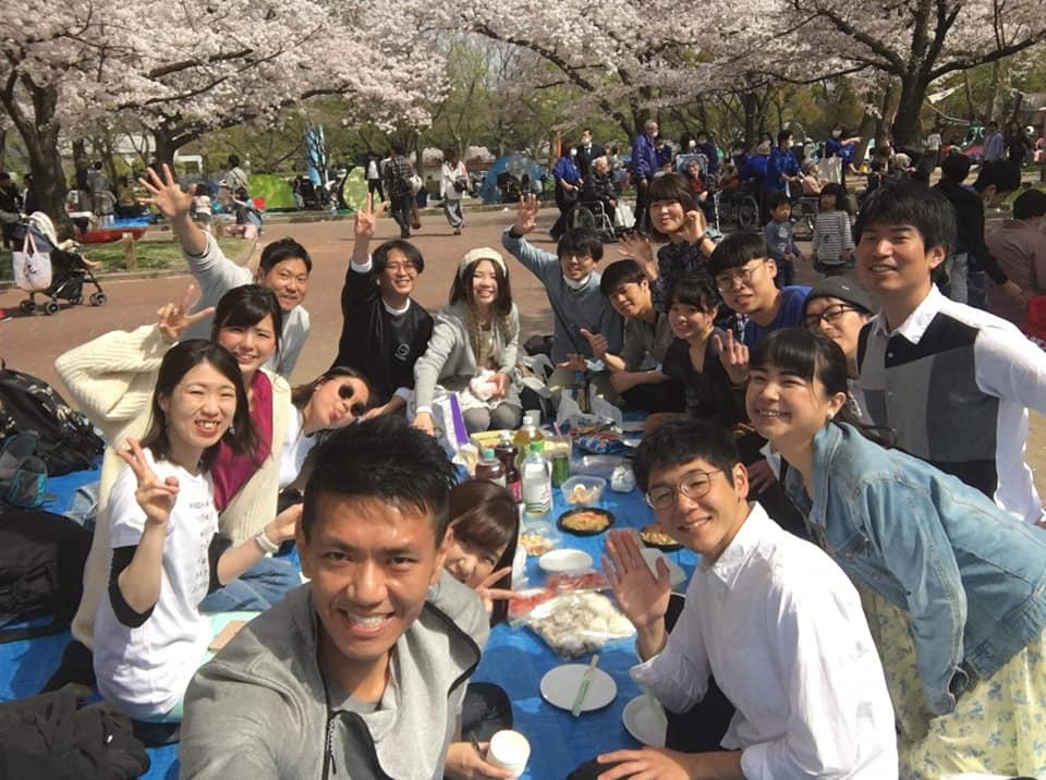 春だ!桜だ!!お花見だ―!!!
