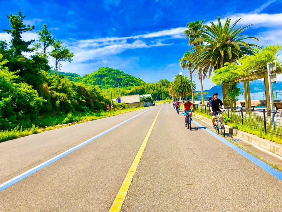 (JP) tabicco しまなみ海道サイクリング!2