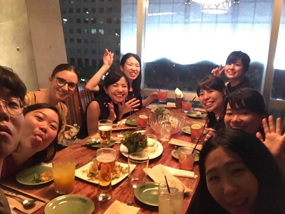 (JP) 集え!tabiccoアラサーメンバー!!女子メンバー!!!