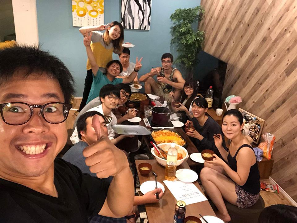 (JP) Welcome絆家!<BR>Global HUBに新しい仲間がjoin!