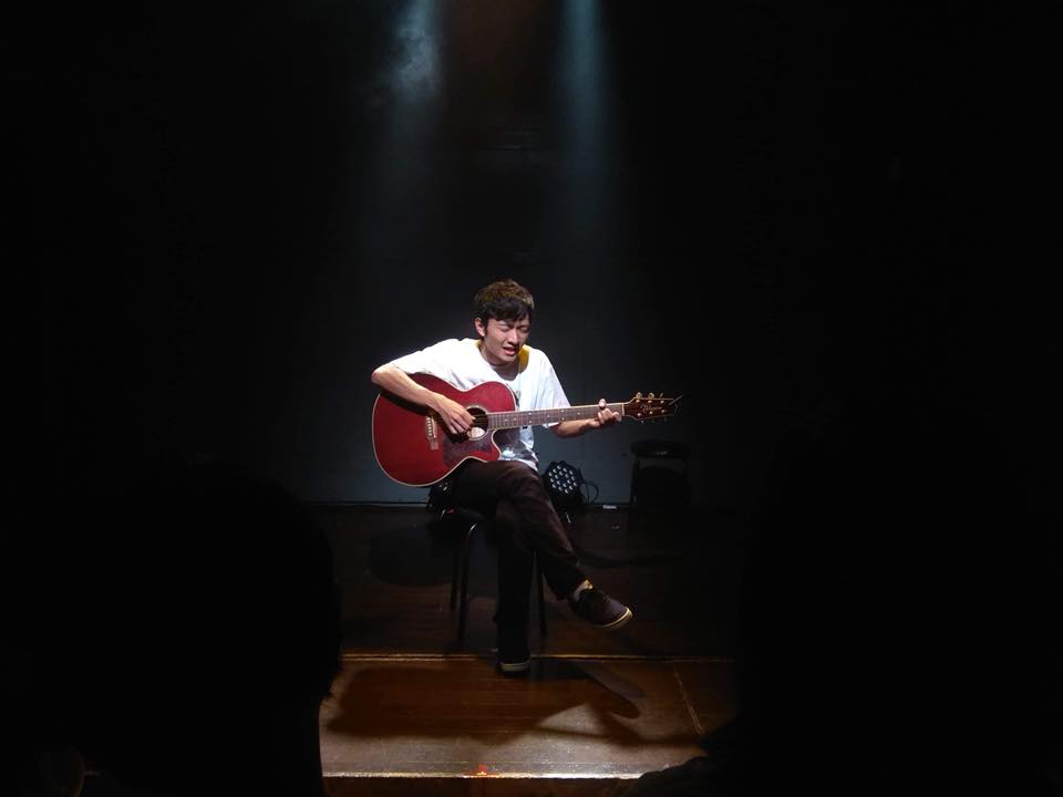 (JP) 夢を追うファミリーを応援!<br>劇団うけつの舞台に行ってきました!
