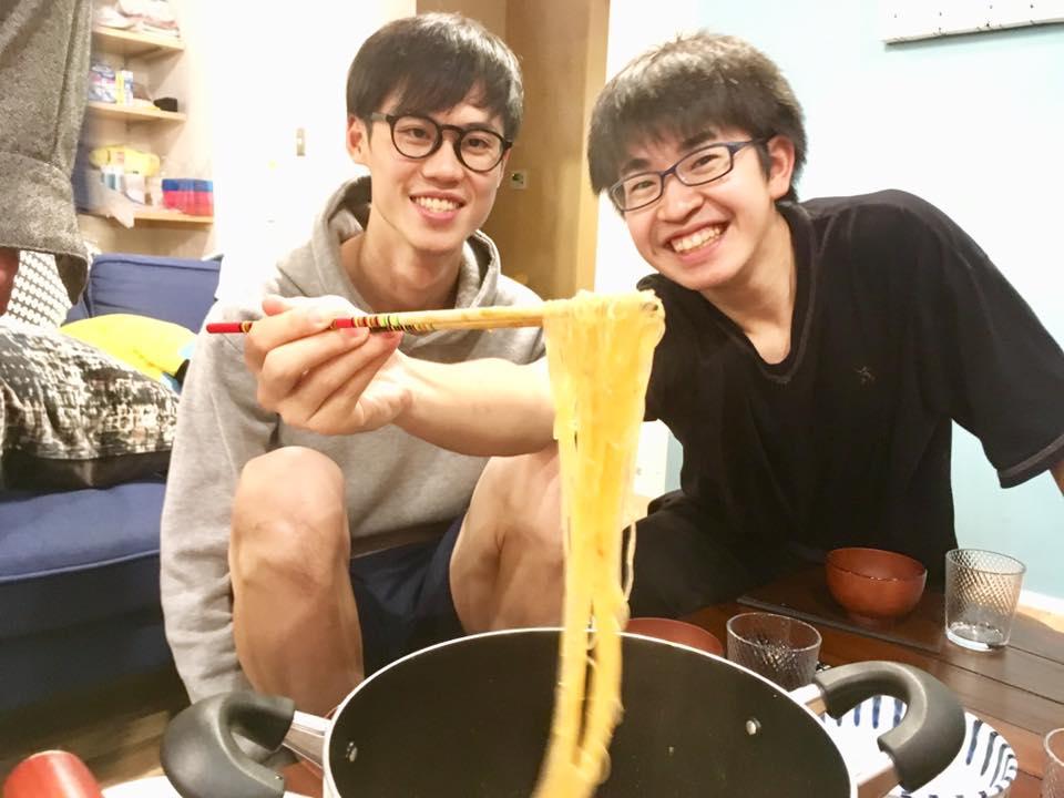 (JP) 寒い季節はやっぱりお鍋!<br>みんなで囲むあたたかい食卓。<br>@Global HUB