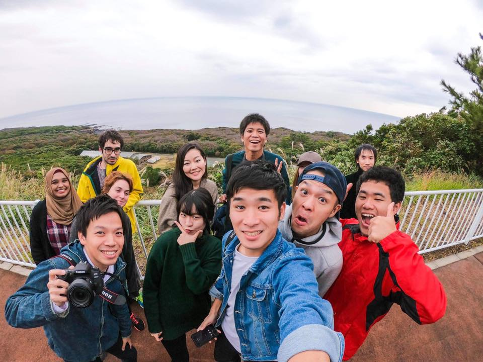 (JP) 合同ファミリー旅行!@伊豆大島