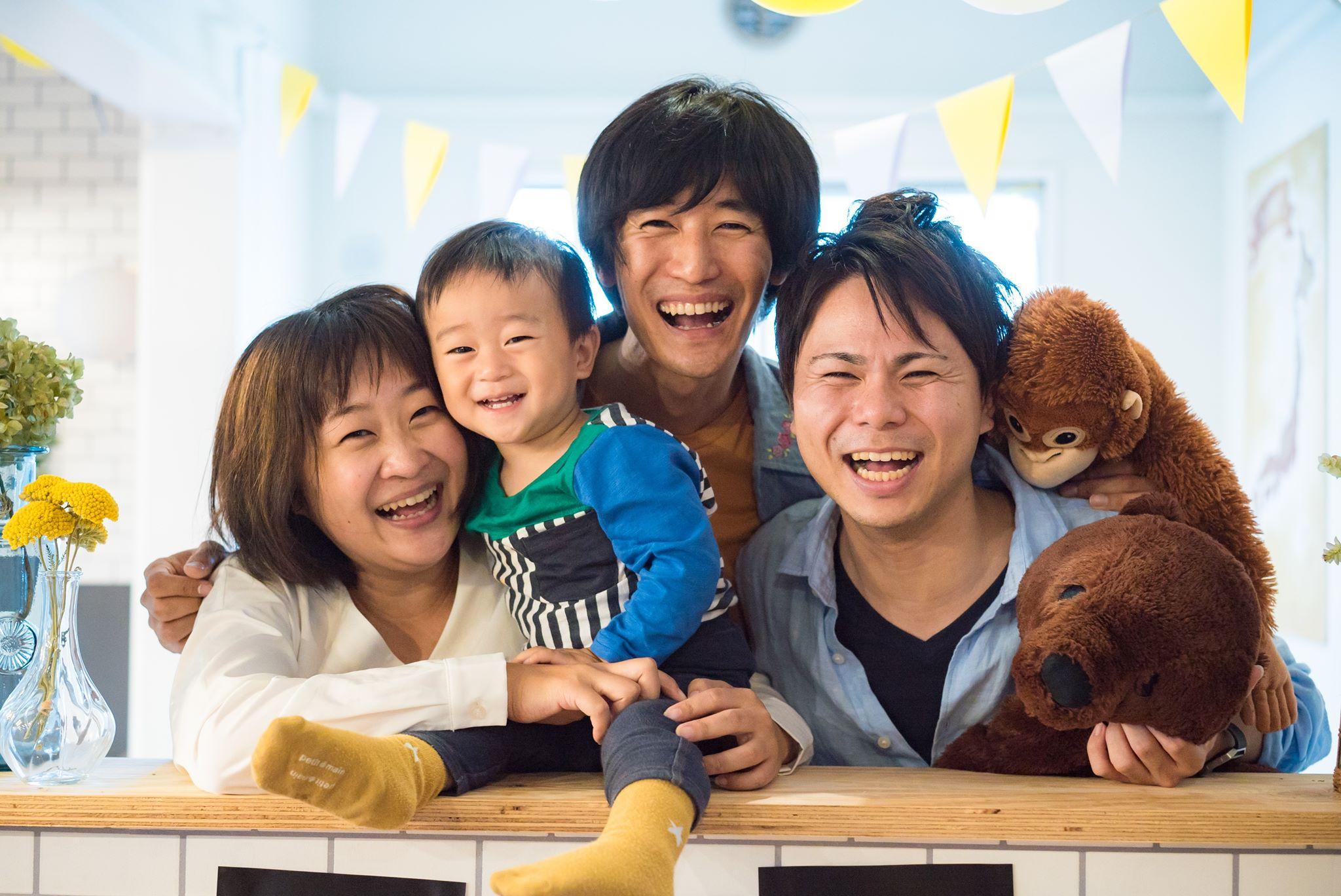 (JP) 家族はもっと身軽でいい。絆家for family「家族型国際交流シェアハウス」がスタートします