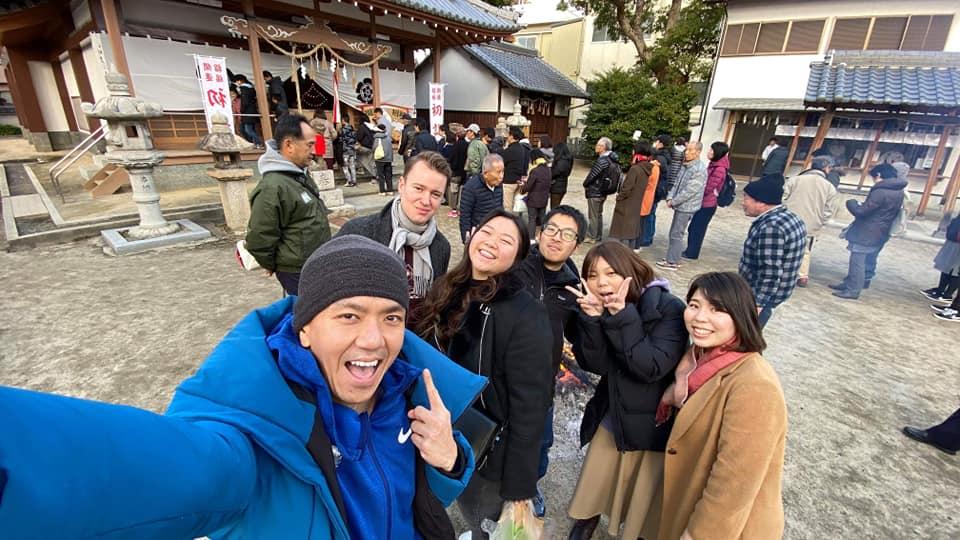 (JP) Happy New Year!! ワクワク2020年が始まるよ!!