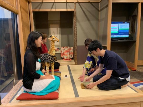 chanoyaお茶イベントhitotoki