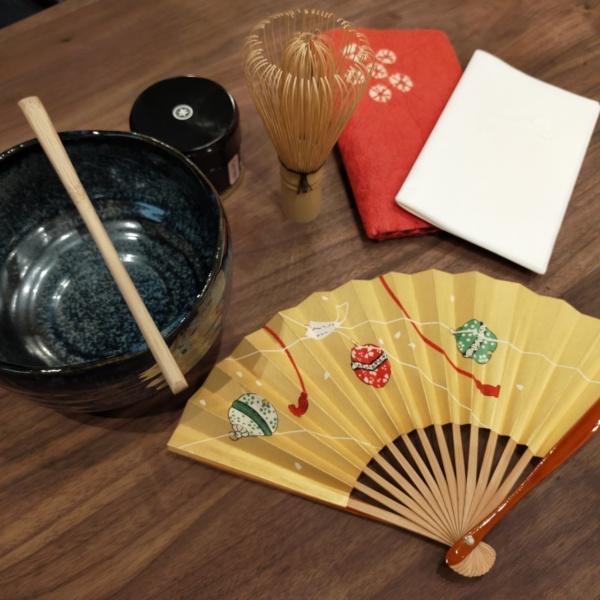 chanoyaお茶イベント茶器