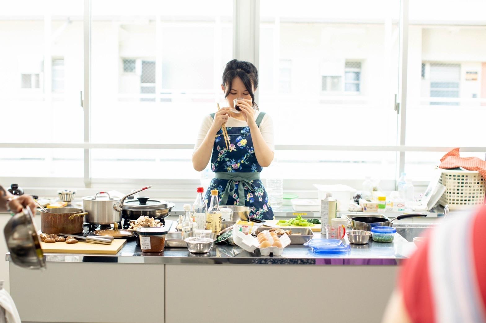 最近優しさ、足りてますか?短い時間で優しく健康になれる、ひとえ料理教室・開催!